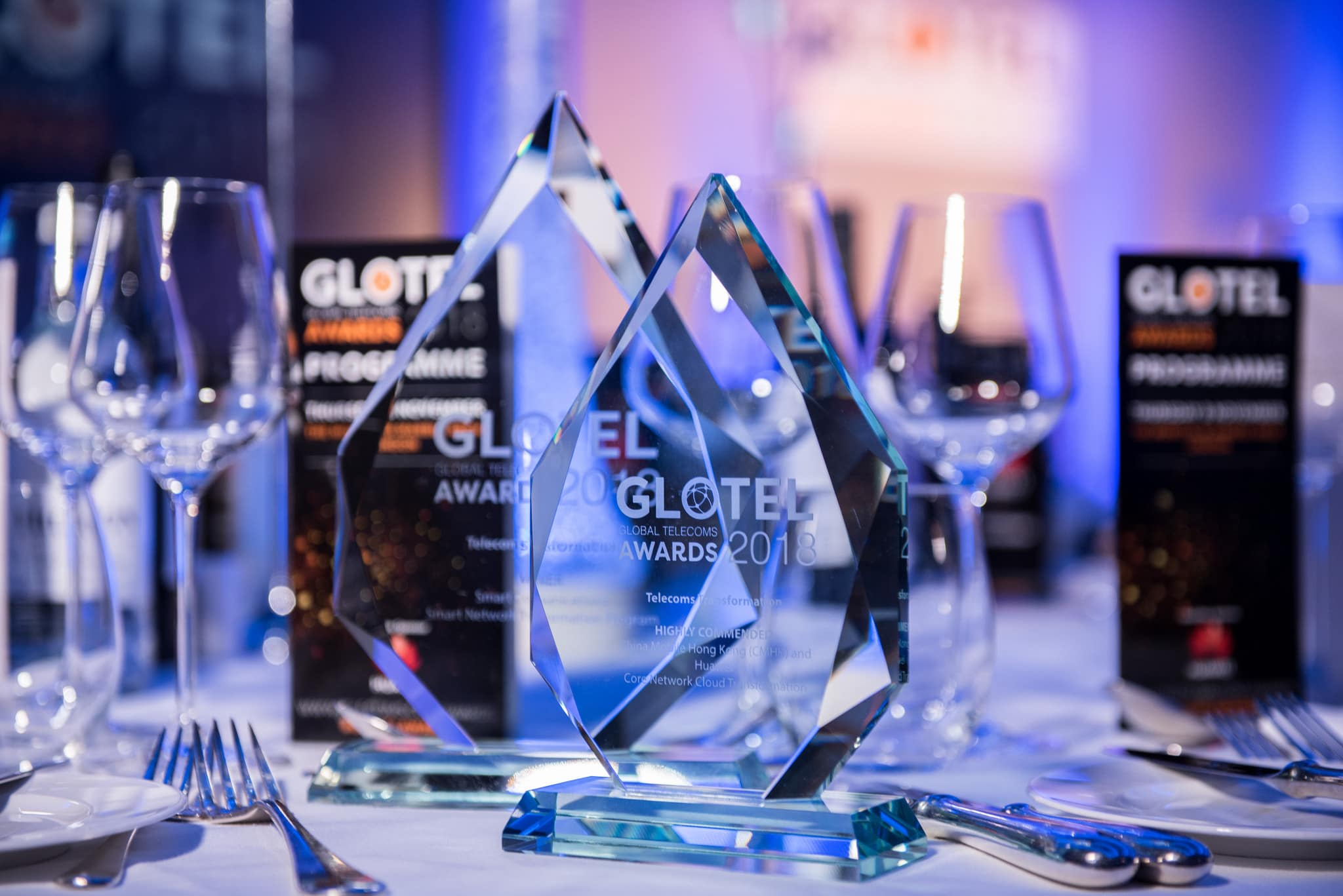 Global Telecoms Awards 2018